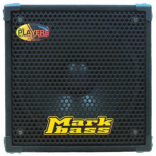 Markbass CMD JB Players School 200W 1x15 Bass Combo Amp thumbnail