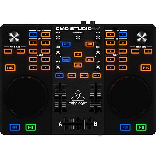 Behringer CMD Studio 2A DJ Controller thumbnail