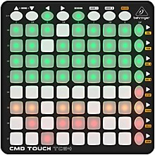 Behringer CMD TOUCH TC64 Clip Launch Controller with 64 Buttons and Multi-Color LED Feedback