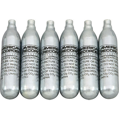 Liemar Technologies CO-2 Replacement Cylinders 6 Pack thumbnail