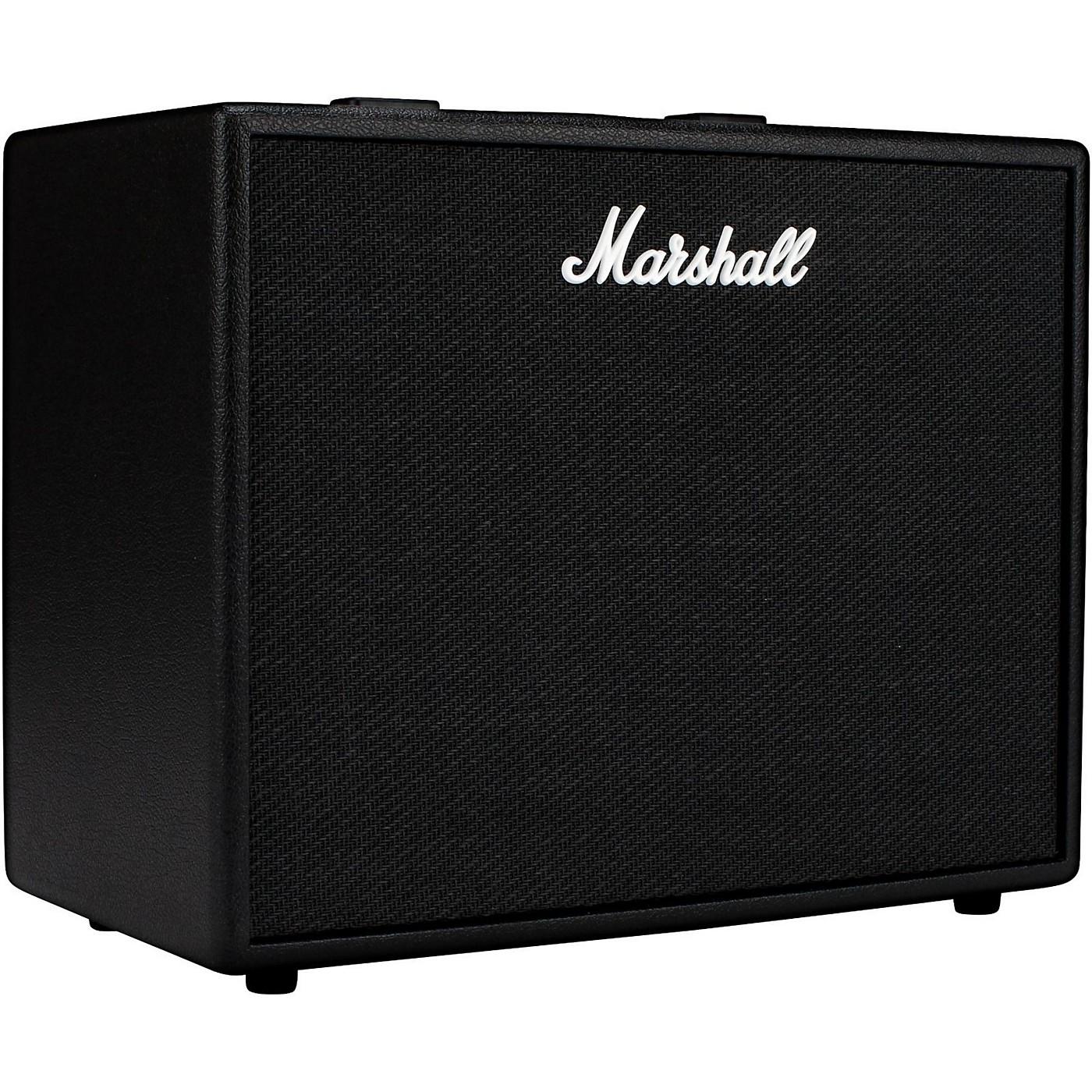Marshall CODE 50W 1x12 Guitar Combo Amp thumbnail