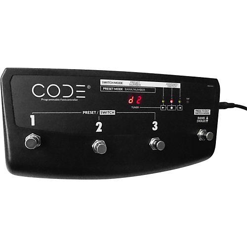 Marshall CODE Stompware Guitar Amp Footcontroller thumbnail