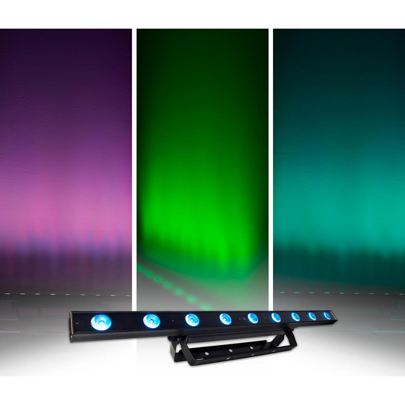 CHAUVET DJ COLORband H9 USB Hex-Color LED Linear Strip/Wash Light with Chase Effect Lighting thumbnail