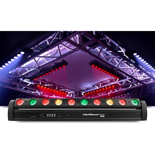 CHAUVET DJ COLORband PIX USB RGB LED Wash Light Bar with Pixel Mapping thumbnail
