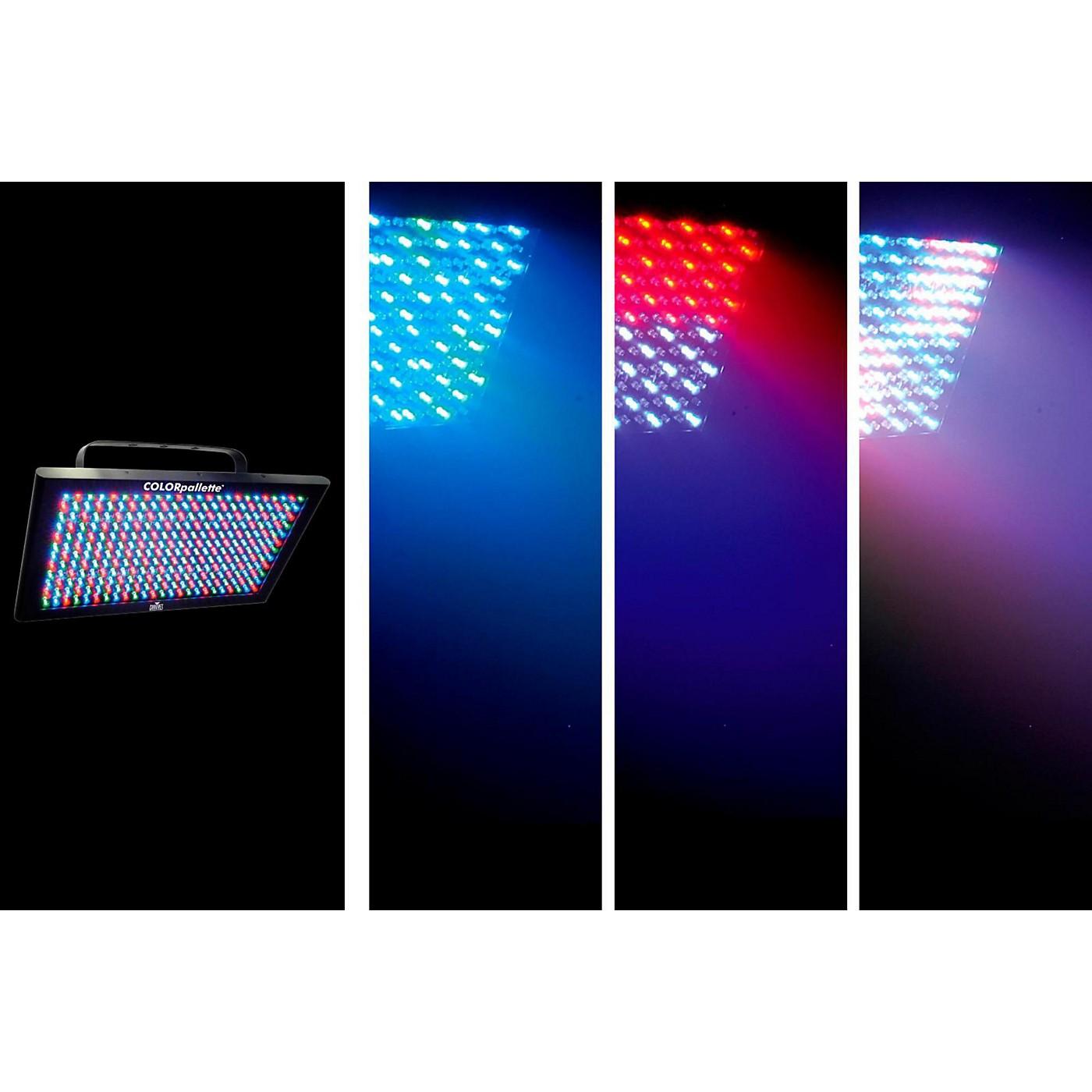 CHAUVET DJ COLORpalette DMX LED Color Bank System thumbnail