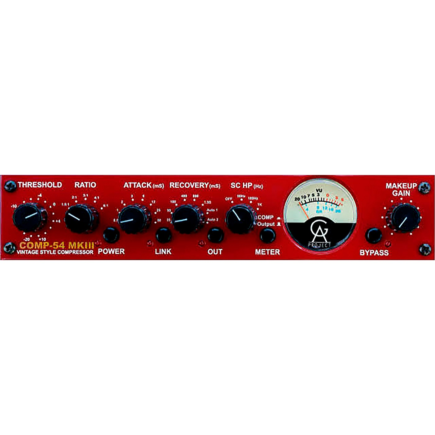 Golden Age Project COMP-54 MKIII Single-Channel Class A Compressor thumbnail