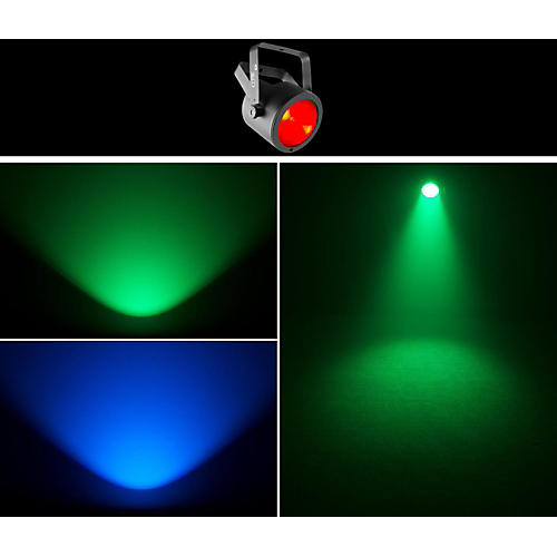 CHAUVET DJ COREpar 80 USB LED Wash Light with Chip-on-Board and Magnetic Lens thumbnail