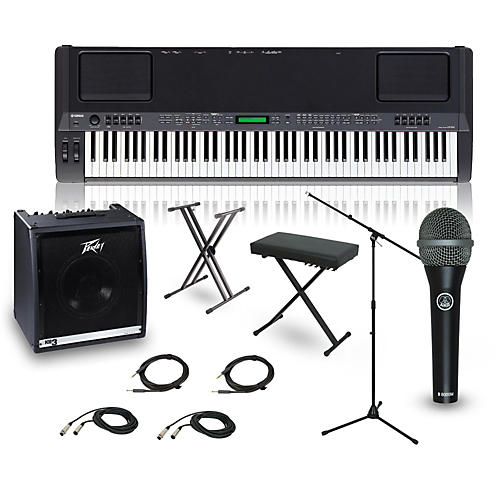 Yamaha CP-300 88-Key Complete Stage Piano Package thumbnail