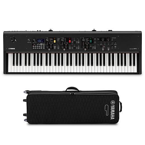 Yamaha CP73 73-Key Digital Stage Piano With Bag thumbnail