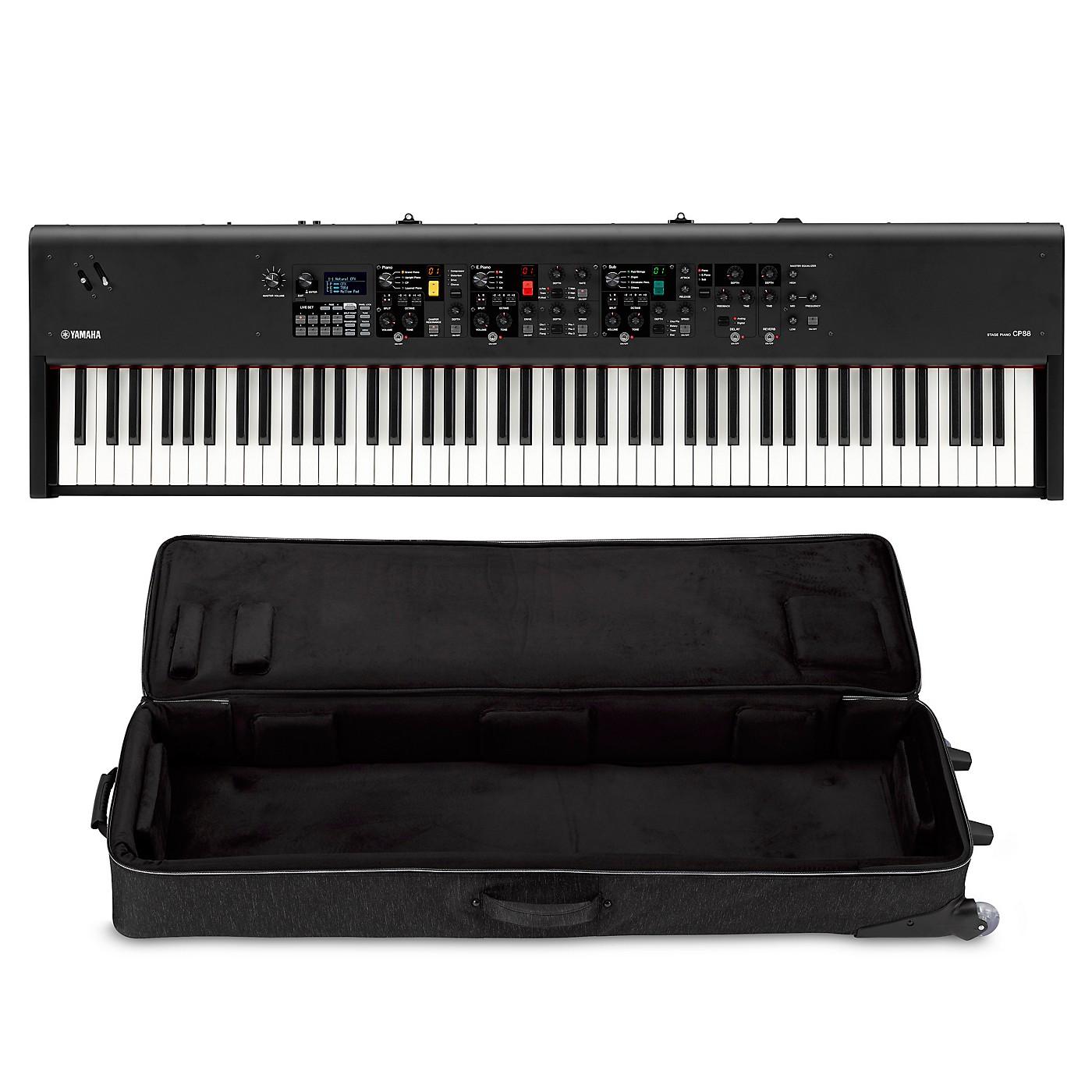 Yamaha CP88 88-Key Digital Stage Piano With Bag thumbnail