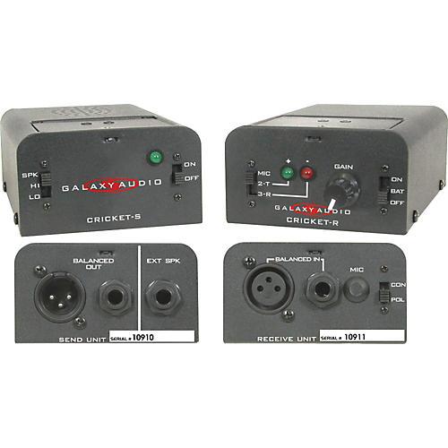 Galaxy Audio CPTS0000 Cricket Polarity Test Set-thumbnail