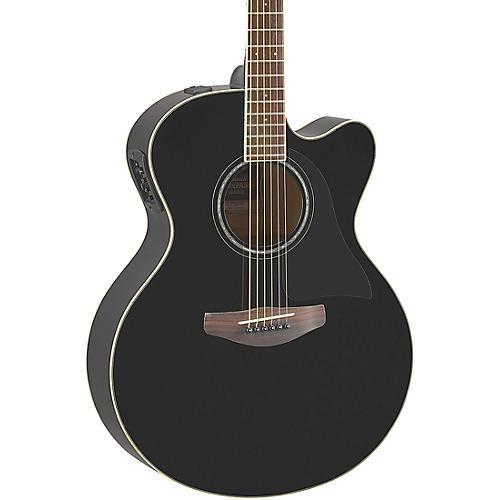 Yamaha CPX600 Medium Jumbo Acoustic-Electric Guitar thumbnail