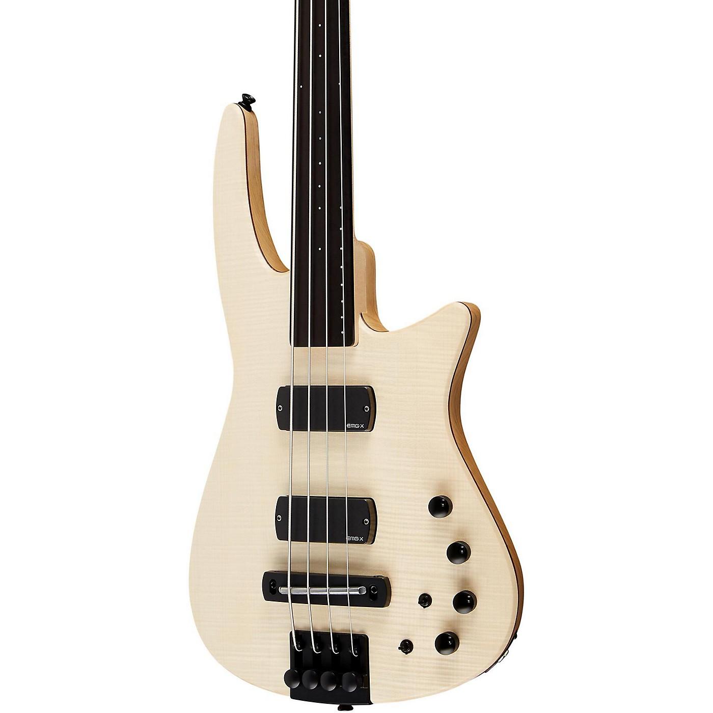 NS Design CR4 Fretless Electric Bass Guitar thumbnail