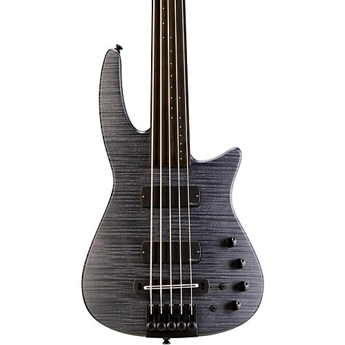 NS Design CR5 RADIUS Fretless Bass Guitar thumbnail