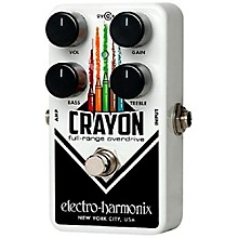 Electro-Harmonix CRAYON Full Range Overdrive - 69