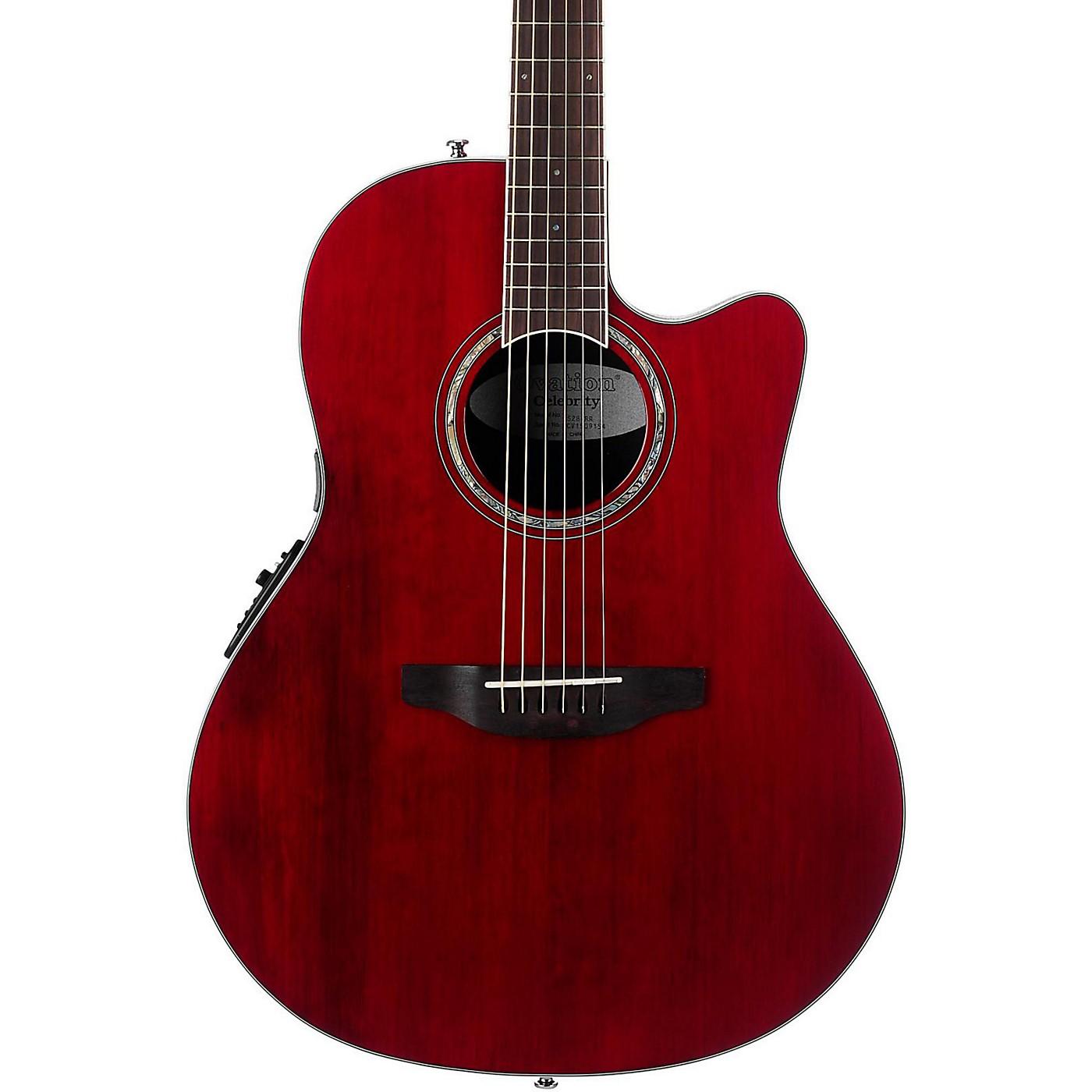 Ovation CS28 Celebrity Standard Acoustic-Electric Guitar thumbnail