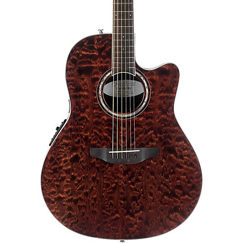 Ovation CS28P-KOAB Celebrity Standard Plus Super Shallow Acoustic-Electric Guitar thumbnail