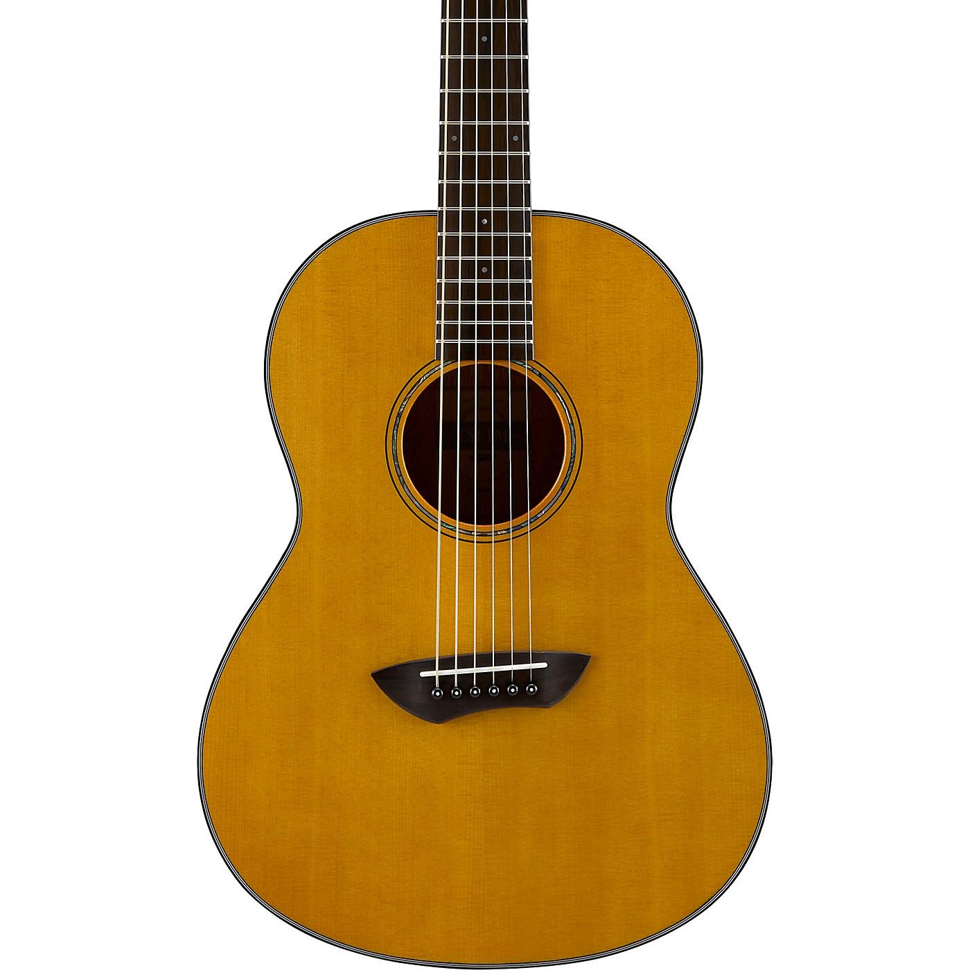 Yamaha CSF1M Parlor Acoustic-Electric Guitar thumbnail