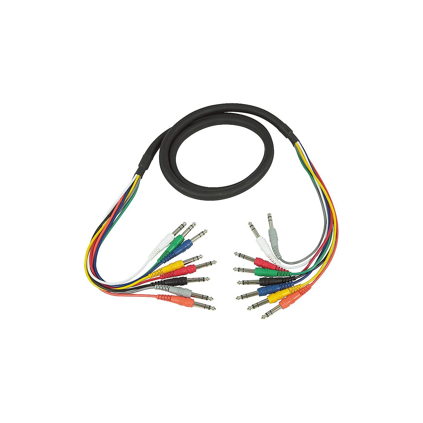 Hosa CSS-802 Balanced 1/4