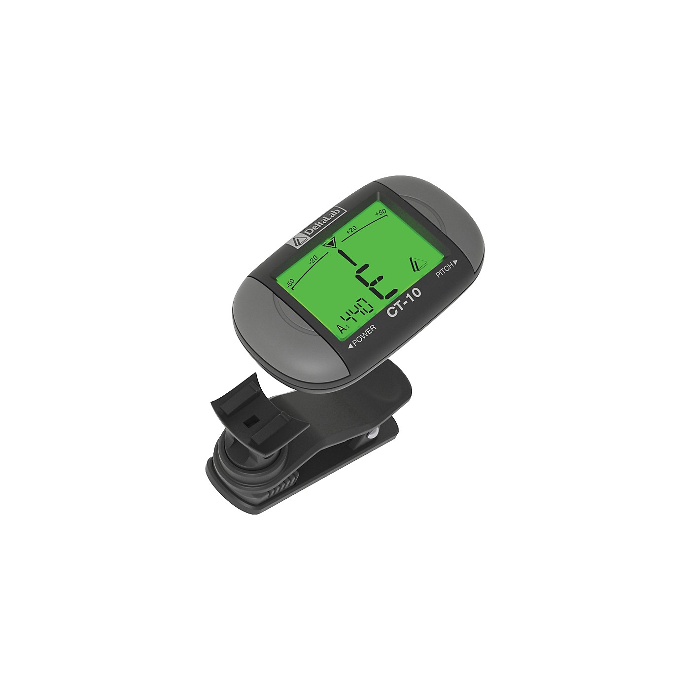 Deltalab CT-10 Clip-On Tuner thumbnail