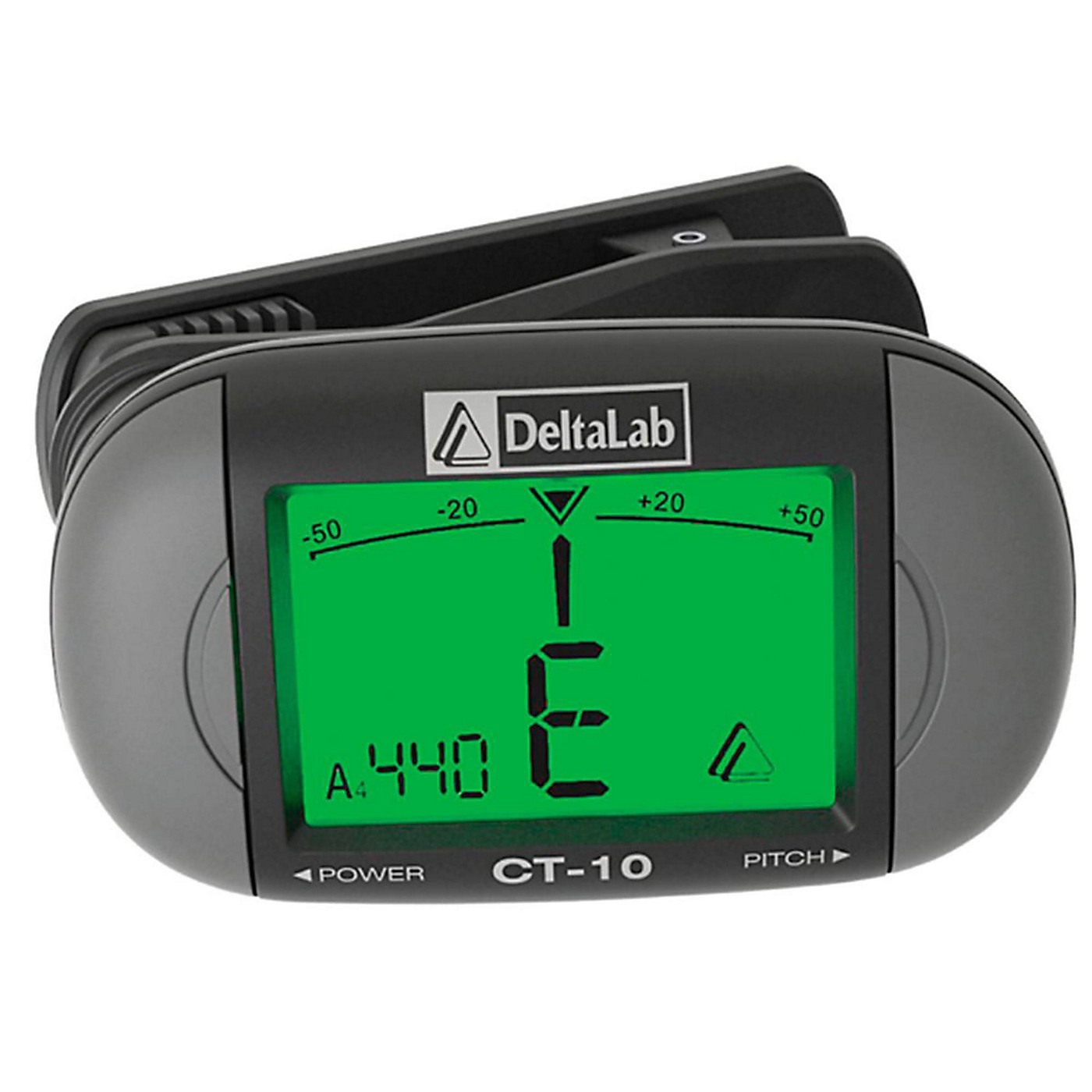 DeltaLab CT10 Clip On Tuner 2-Pack thumbnail