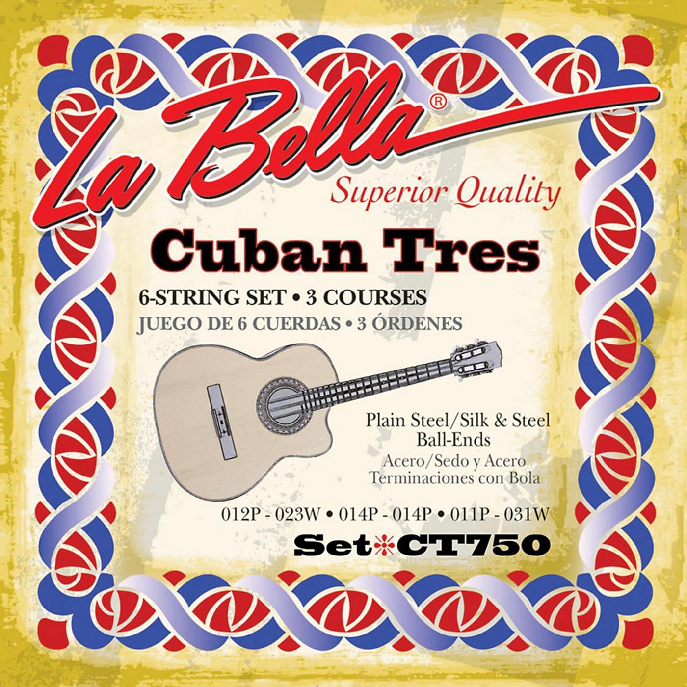 LaBella CT750 Cuban Tres Strings thumbnail