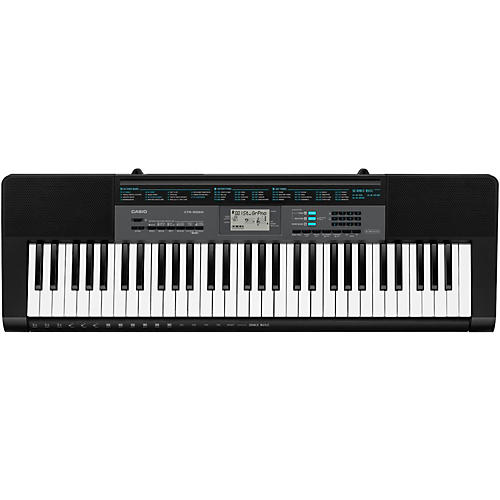 Casio CTK-2550 61-Key Portable Keyboard thumbnail