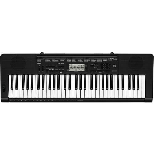 Casio CTK-3500 61-Key Portable Keyboard thumbnail