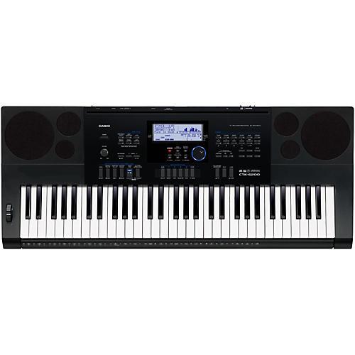 Casio CTK-6200 61-Note Portable Keyboard-thumbnail