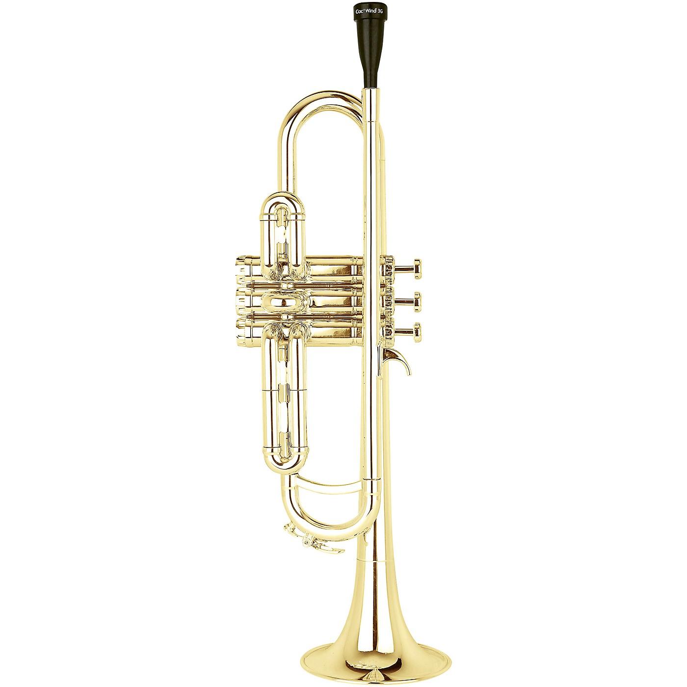 Cool Wind CTR-200 Metallic Series Plastic Bb Trumpet thumbnail