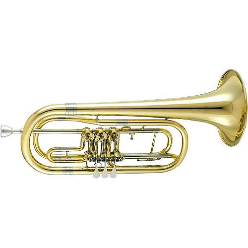 Cerveny CTR 591PX-O Bb Rotary Bass Trumpet-thumbnail