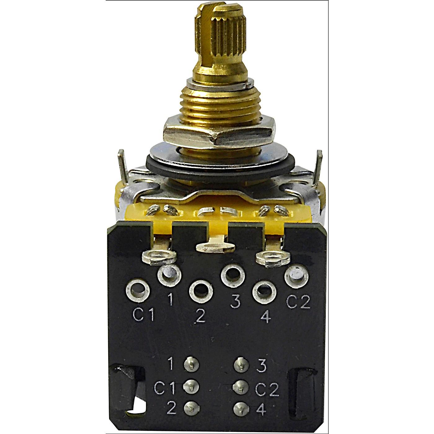 Mojotone CTS 250K DPDT Push-Pull Potentiometer thumbnail