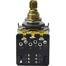 Mojotone CTS 500K DPDT Push-Pull Potentiometer