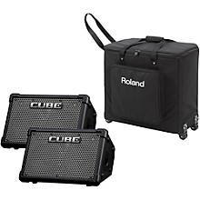 Roland CUBE Street EX PA Pack Stereo Guitar Amplifier