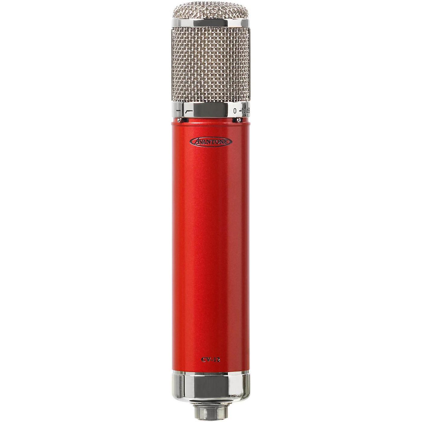 Avantone CV-12 Multi-Pattern Large Capsule Tube Condenser Microphone thumbnail