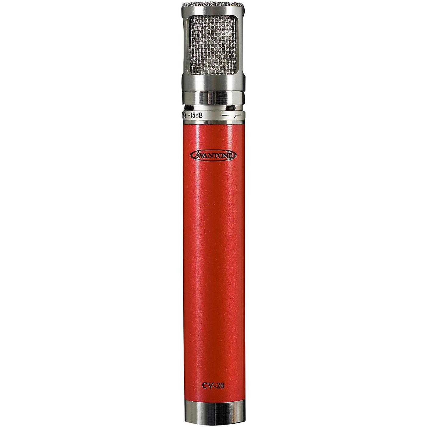 Avantone CV-28 Small-Capsule Tube Condenser Microphone thumbnail