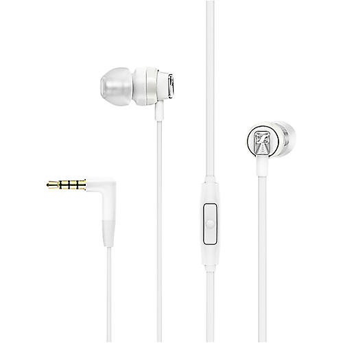 Sennheiser CX 300S Earphones with Built-in Mic and Smart Remote thumbnail