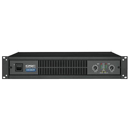 QSC CX1202V Stereo Power Amp thumbnail