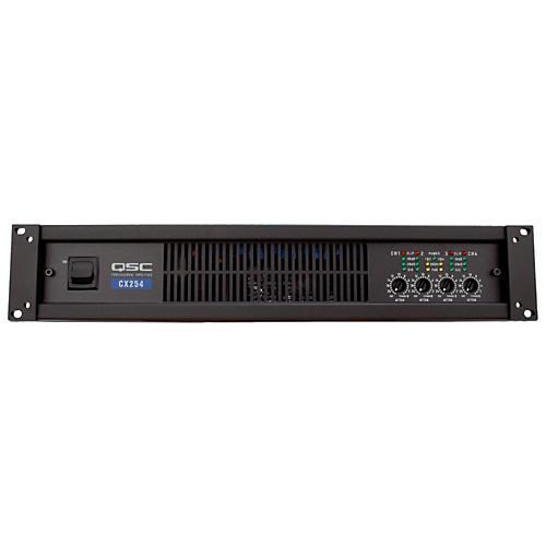 QSC CX254 4CH Power Amp thumbnail