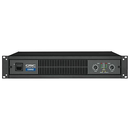 QSC CX902 Stereo Power Amp thumbnail