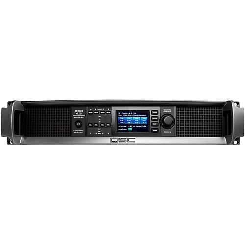 QSC CXD4.5 Multi Channel DSP Amplifier thumbnail