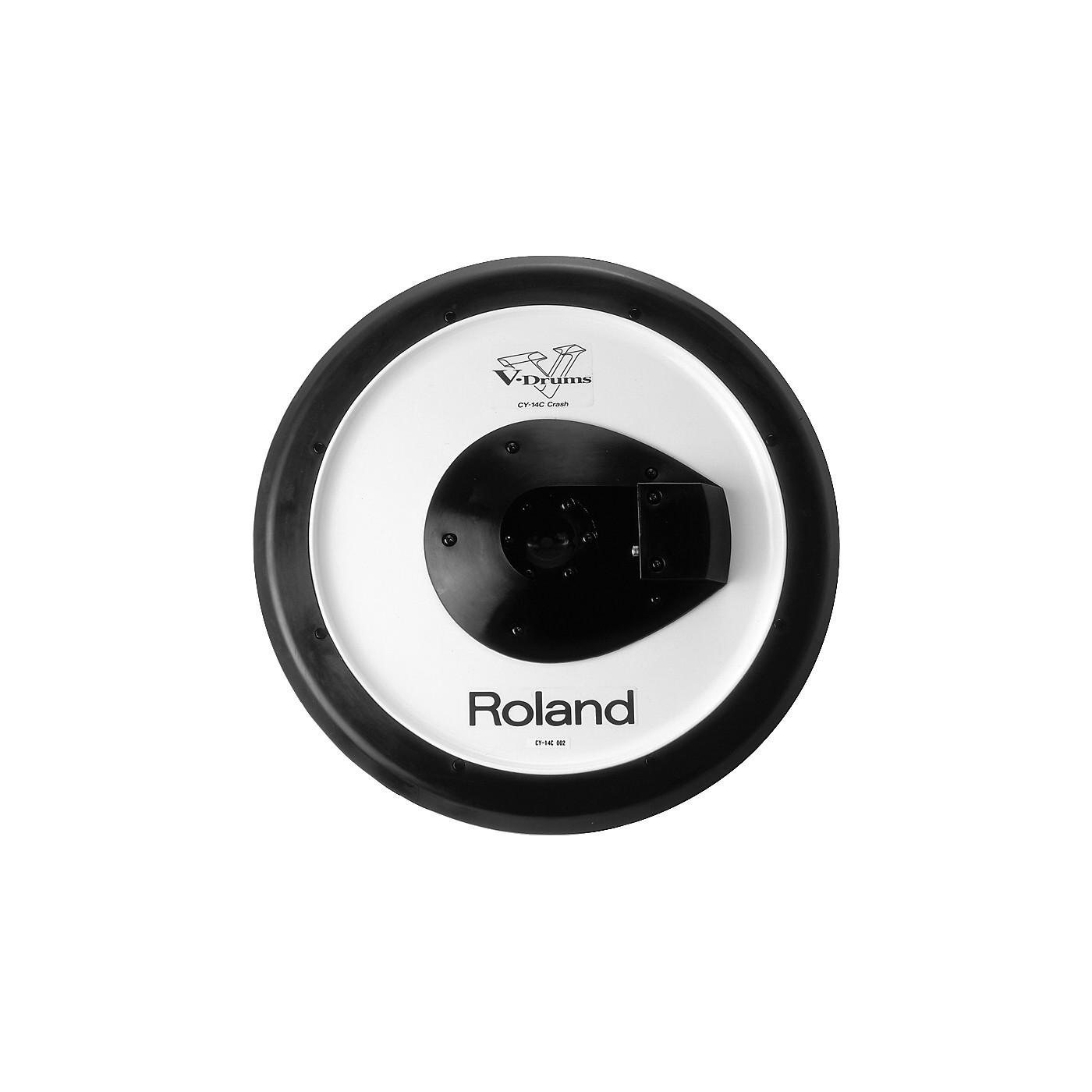 Roland CY-14C V-Cymbal Crash thumbnail