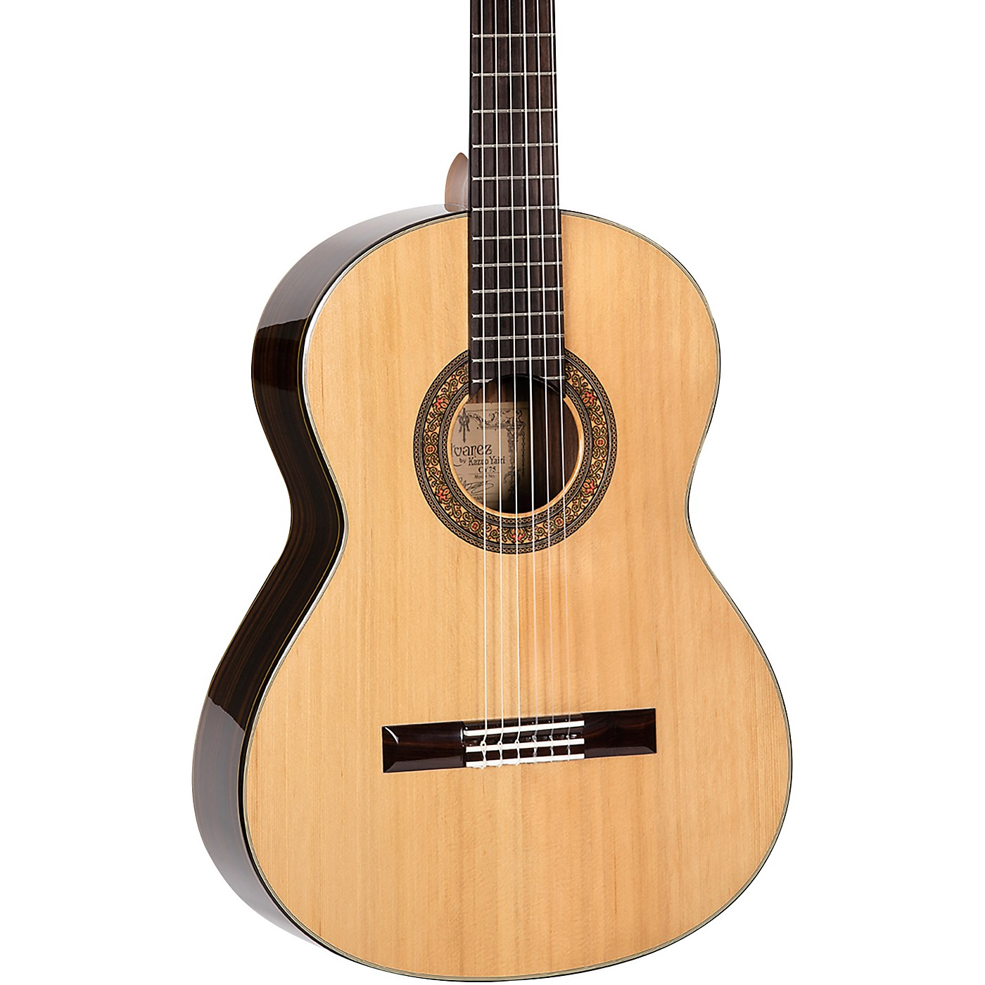 Alvarez CY75 Yairi Classical Acoustic Guitar thumbnail