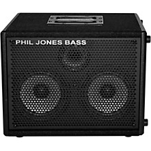 Phil Jones Bass Cab 27 200W 2x7 Bass Speaker Cab
