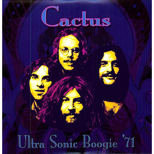 Alliance Cactus - Ultra Sonic Boogie 1971 thumbnail