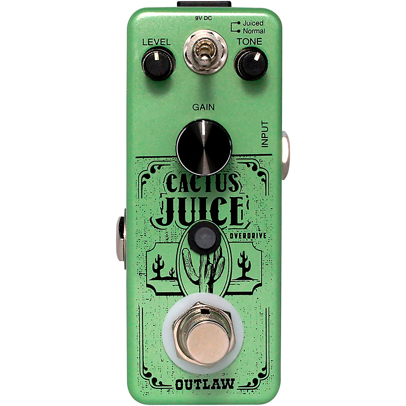 Outlaw Effects Cactus Juice Overdrive Effects Pedal thumbnail