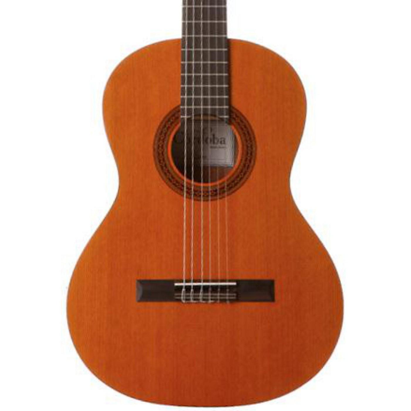 Cordoba Cadete 3/4 Size Acoustic Nylon String Classical Guitar thumbnail