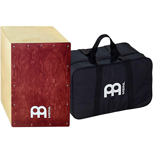 Meinl Cafe Cajon with Free Bag thumbnail