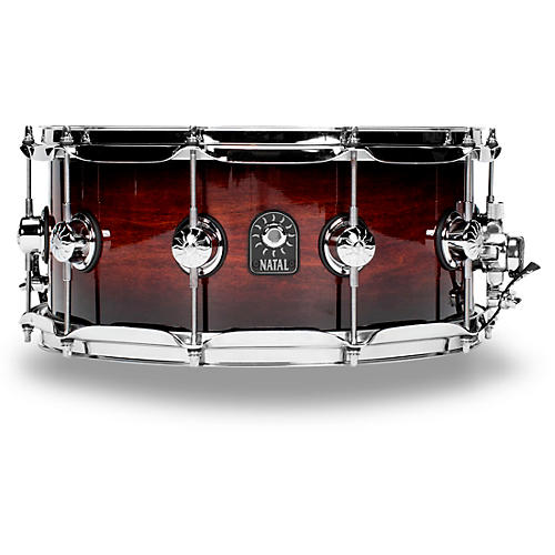 Natal Drums Cafe Racer Exotic Tulip Snare Drum thumbnail