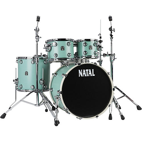 Natal Drums Cafe Racer US Fusion 22 4-Piece Shell Pack with 22 in. Bass Drum thumbnail